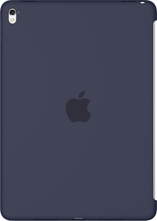 "Apple Silicone Case for 9,7"" iPad Pro - Midnight Blue"