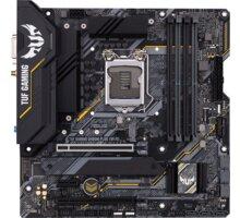 ASUS TUF GAMING B460M-PLUS (WI-FI) - Intel B460 - 90MB1440-M0EAY0