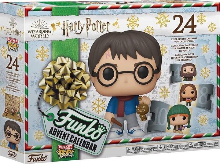 Adventní kalendář Funko Pocket POP! Harry Potter 2021
