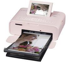 Canon Selphy CP-1300, růžová - 2236C002
