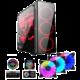 1stCool Gamer 3 Aura ARGB, set fan ARGB, černá