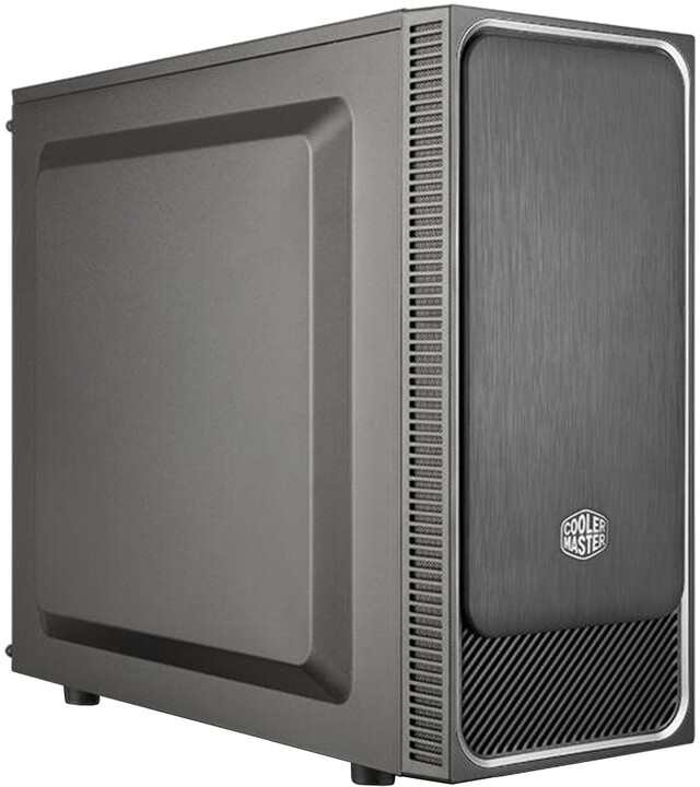 CoolerMaster MasterBox E500L, černá