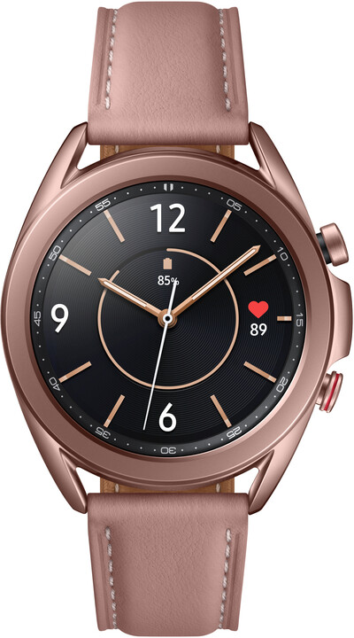 Samsung Galaxy Watch 3 41 mm LTE, Mystic Bronze
