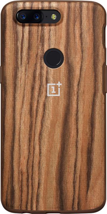 OnePlus Rosewood Bumper Case pro OnePlus 5T