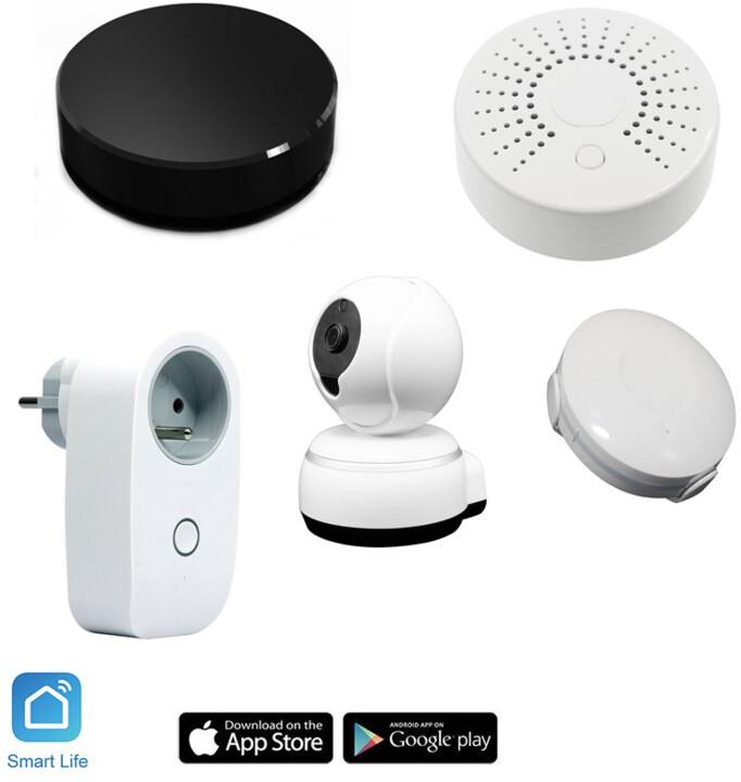iQtech SmartLife startovací sada Domovník