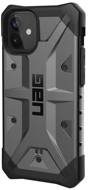 UAG ochranný kryt Pathfinder pro iPhone 12 mini, stříbrná