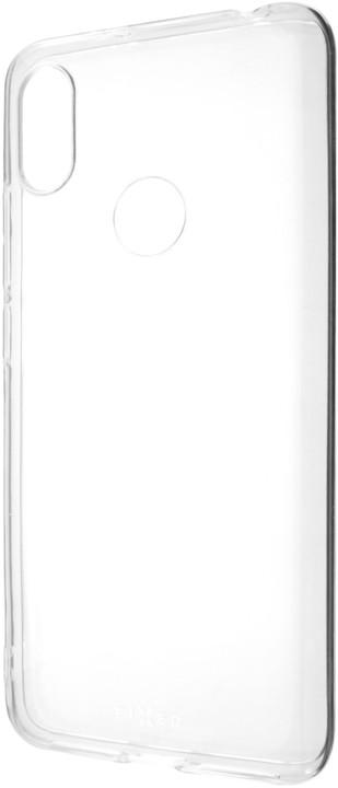 FIXED TPU gelové pouzdro pro Xiaomi Redmi S2, čiré