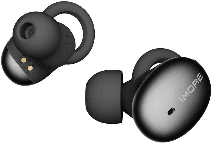 1MORE Stylish Truly Wireless Headphones, černá
