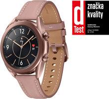 Samsung Galaxy Watch 3 41 mm, Mystic Bronze - SM-R850NZDAEUE