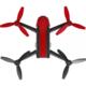 Parrot Parrot Bebop Drone 2, červená