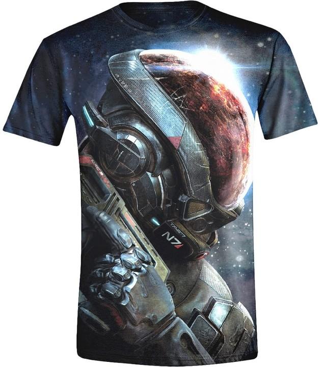 Mass Effect: Andromeda - Ryder N7 (S)