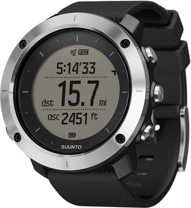 14611fde180 Suunto Traverse - black 822002