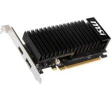 MSI GeForce GT 1030 2GHD4 LP OC, 2GB GDDR4
