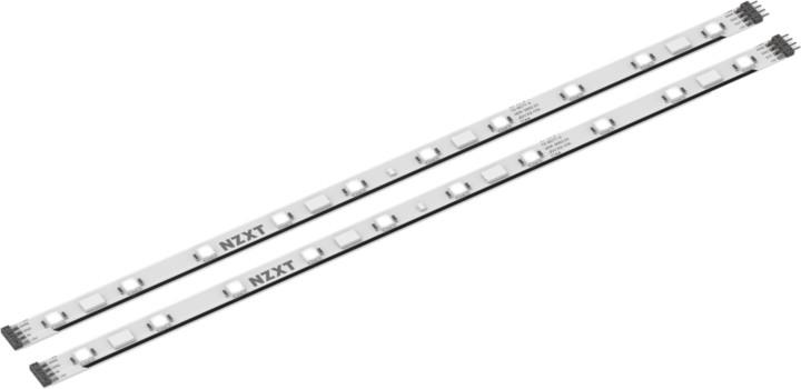 NZXT sada led pásků HUE 2, 2x30 cm, RGB LED