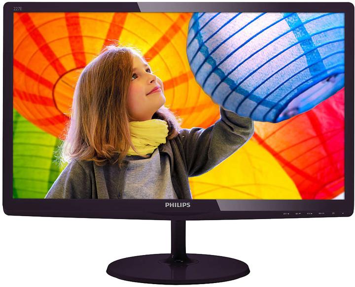 "Philips 227E6LDSD - LED monitor 22"""
