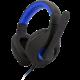 C-TECH Nemesis V2 GHS-14B, černá/modrá  + Voucher Be a Gamer - 5x 100 Kč (sleva na hry nad 999 Kč) + Mikrofon C-TECH MIC-01 (v ceně 250 Kč)