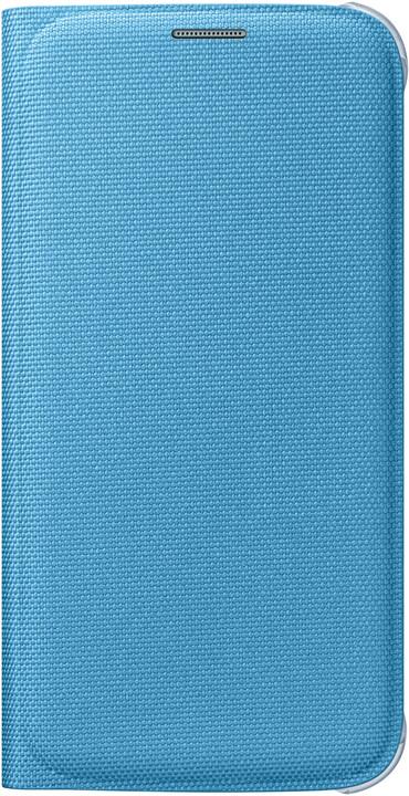 Samsung pouzdro EF-WG920B pro Galaxy S6 (G920), modrá