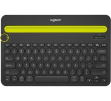 Logitech K480, černá, US