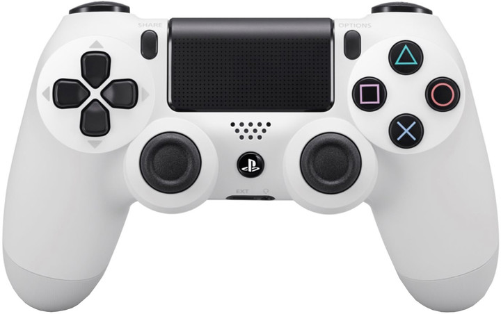 Sony PS4 DualShock 4, bílý