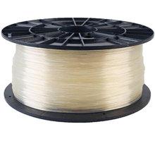 Filament PM tisková struna (filament), PLA, 1,75mm, 1kg, transparentní - F175PLA_TR