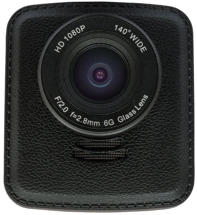 CEL-TEC E09W GPS, kamera do auta