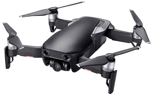 DJI Mavic Air, 4K kamera, černý