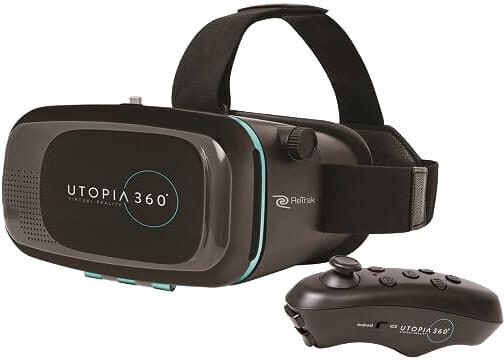 Retrak VR Headset Utopia 360 s BT ovladačem