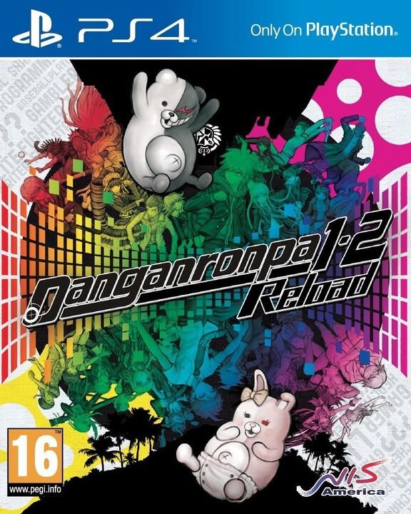 Danganronpa 1-2 Reload (PS4)