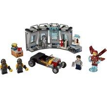 LEGO Marvel Super Heroes 76167 Zbrojnice Iron Mana