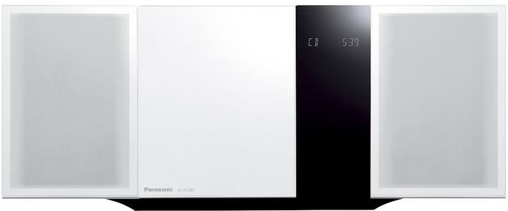 Panasonic SC-HC395EG, bílá