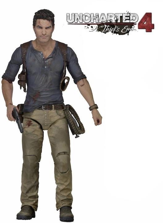 Uncharted 4 - Nathan Drake