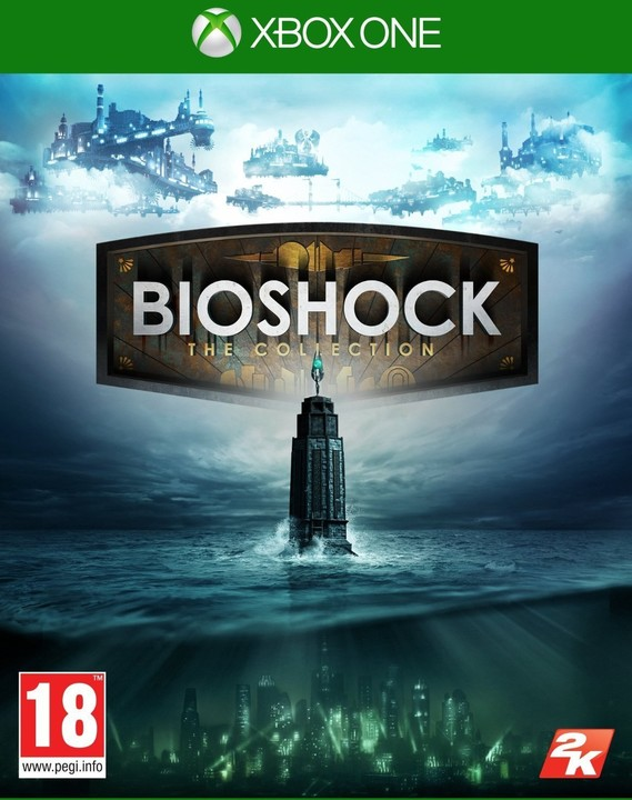 BioShock: The Collection (Xbox ONE) - elektronicky