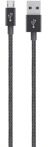 Belkin MIXIT USB 2.0 kabel micro-B, 1,2 m, černá