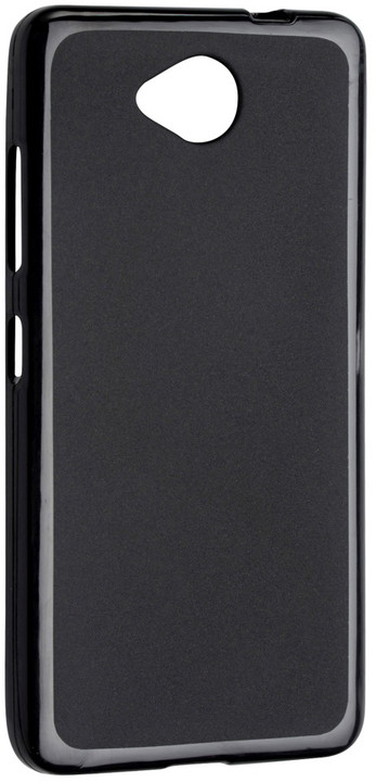 FIXED TPU gelové pouzdro pro Microsoft Lumia 650, černá
