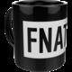 Fnatic Logo, černý