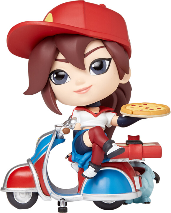Figurka League of Legends - Pizza Delivery Sivir