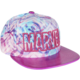 Kšiltovka Marvel - Logo Růžová