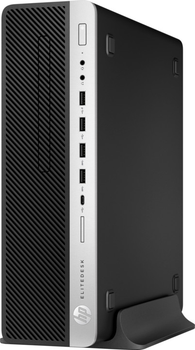 HP EliteDesk 800 G4 SFF, černá