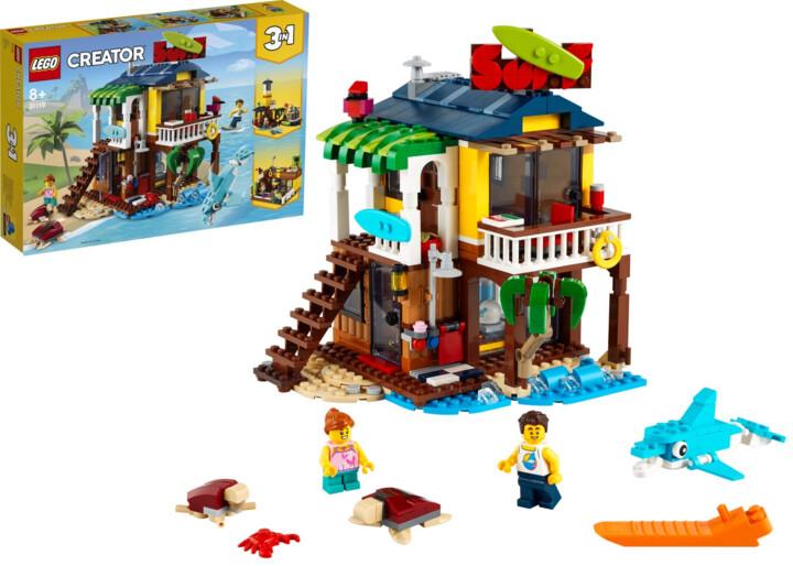 LEGO® Creator 31118 Surfařský dům na pláži
