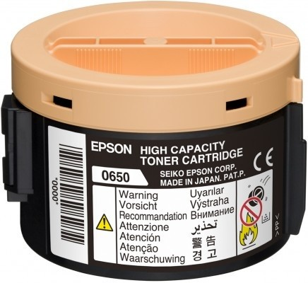 Epson C13S050650, černý
