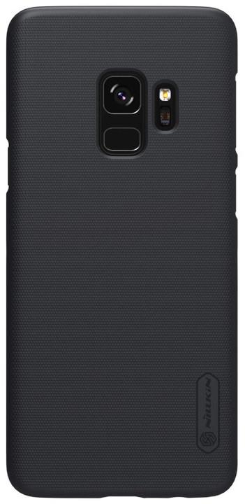 Nillkin Super Frosted zadní kryt pro Samsung G960 Galaxy S9, Black