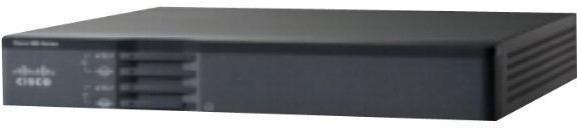 Cisco 866VAE-K9 Secure router with VDSL2/ADSL2+ over ISDN
