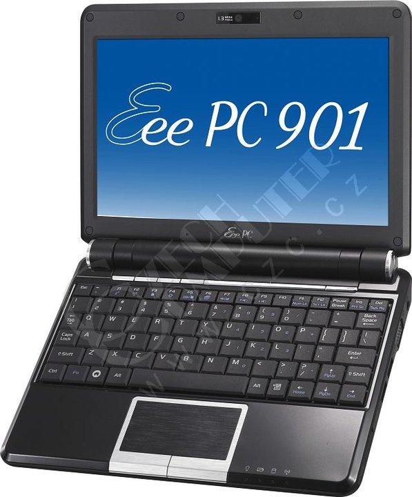 ASUS Eee PC 901 (EEEPC901-BK008X), černý
