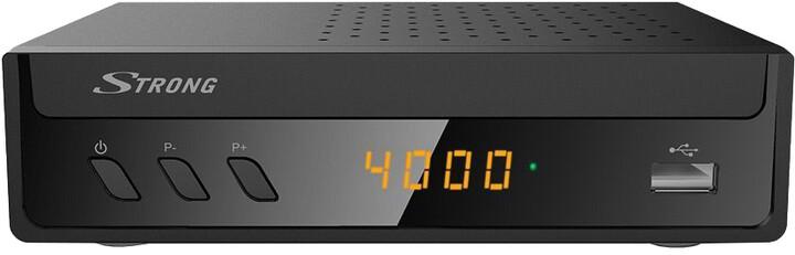Strong SRT8221 Combo, DVB-T2