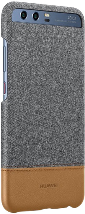 Huawei Original PC Protective Pouzdro pro P10 Plus, světle šedá