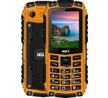 iGET Defender D10, oranžová  + Elektronické předplatné čtiva v hodnotě 4 800 Kč na půl roku zdarma + Kuki TV na 2 měsíce zdarma