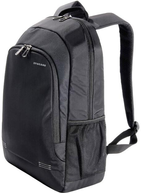 """TUCANO batoh na notebook do 15,6"""" černá"""