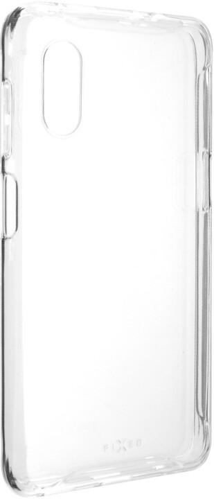 FIXED TPU gelové pouzdro pro Samsung Galaxy Xcover Pro, čirá
