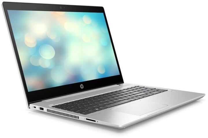 HP ProBook 450 G7, stříbrná