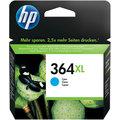 HP CB323EE, č. 364XL, azurová – ušetřete až 50 % oproti standardní náplni